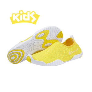 Skinfit Aquashoes Spider Yellow KIDS