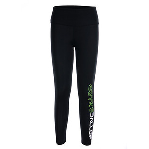 Water Leggings Women Black