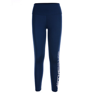 Water Leggings Women Navy