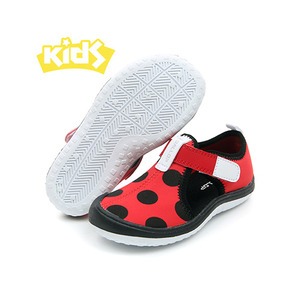 Sandle Dot Red KIDS