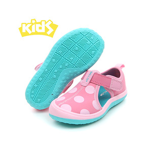 Sandle Dot Pink KIDS