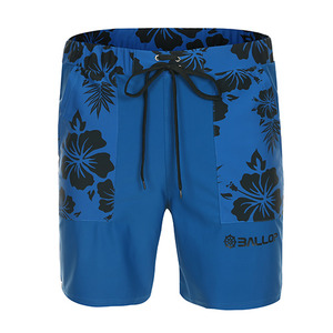 Hawaian Boardshort Men Blue