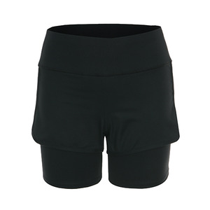 Shortpants Active_wear Cloi Black