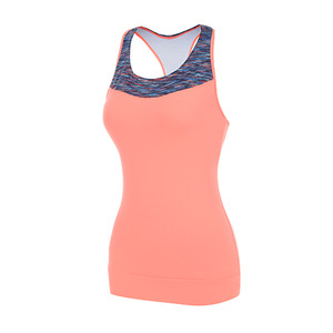 Sleevless Active_wear Space Coral