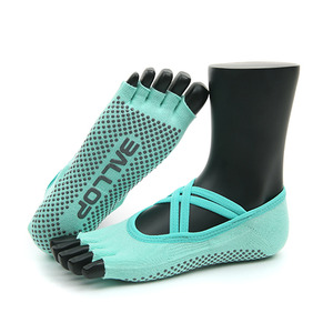 Jamsocks Yogasocks Twin Mint