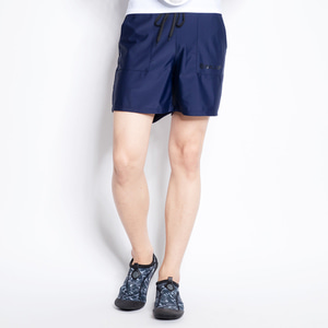 Square Boardshort Men Navy