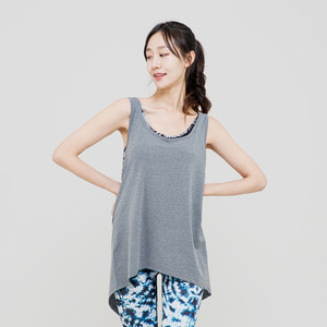 Coverup Activewear Athene Gray