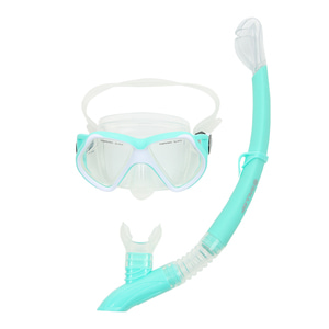 Snorkeling Mask Adult Mint