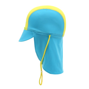 Child  Flapcap Sky Blue