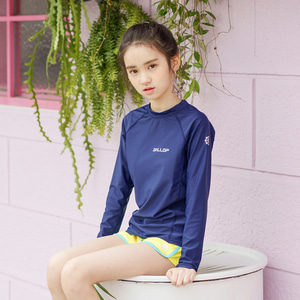 Child Rashguard Louis Navy