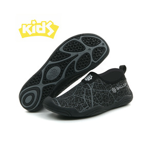 Aqua Fit Aqua Shoes Grand Lasso kids Black