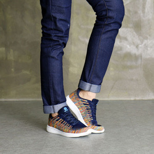 Replex Sneakers Mix Navy