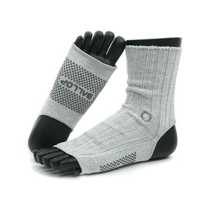 Jamwarmer Yogasocks Ankle Gray