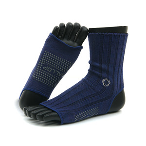 Jamwarmer Yogasocks Ankle Navy