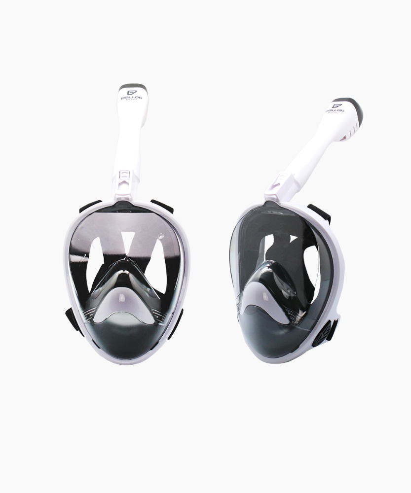 Snorkel Full Face Mask Black_BLHML001